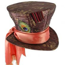 elope Mad Hatter Top sombrero steampunk victoriana vintage 165fa3c35b9